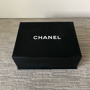 Authentic CHANEL magnetic box